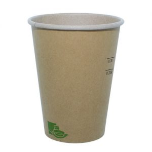 Disposable To-Go Cup