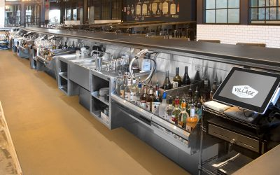 The Right Underbar Equipment for Optimum Bar Efficiency