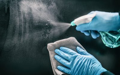 Cleaning and Disinfectant Procedures for COVID-19 in the K-12 Setting