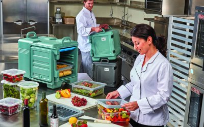 Guide to Cambro's Signature Food Pan Carrier Innovations