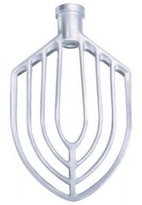 Flat Beater for Planetary Mixers