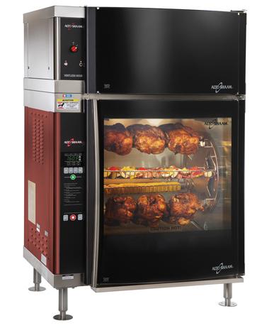 Ventless Rotisserie Oven