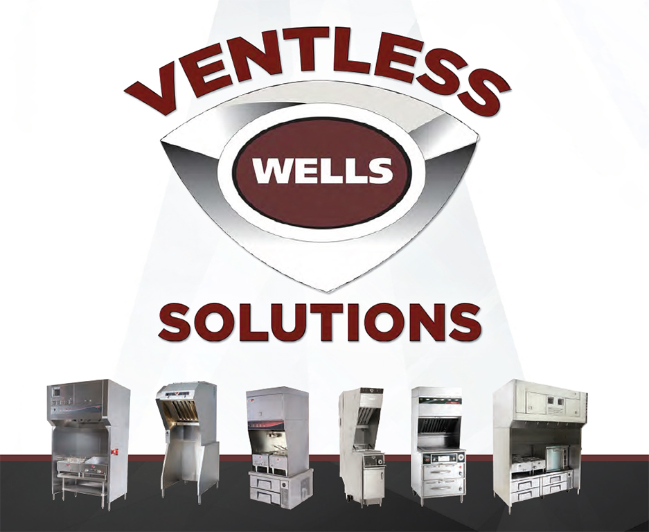 Wells Manufacturing Ventless Cooking Equipment Solutions