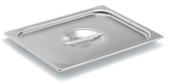 Solid Cover for Vollrath Super Pan V Food Pans
