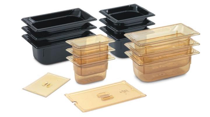 Vollrath High-Temp Plastic Super Pans