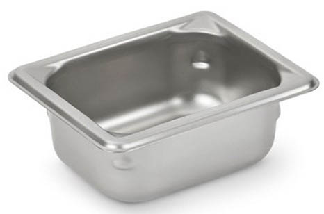 Vollrath Super Pan V Eighth-Size Food Pan
